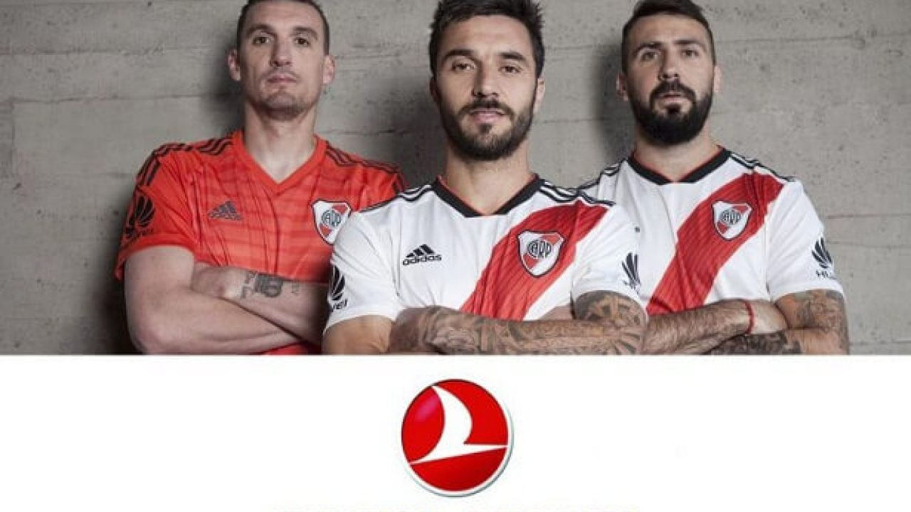 Turkish Airlines sign sponsor deal with River Plate