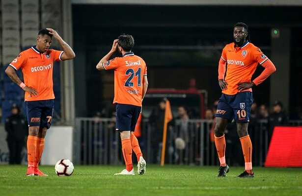 Super Lig title race wide open as Basaksehir lose