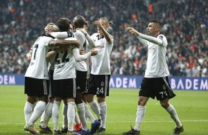 Besiktas hold firm to deny Basaksehir