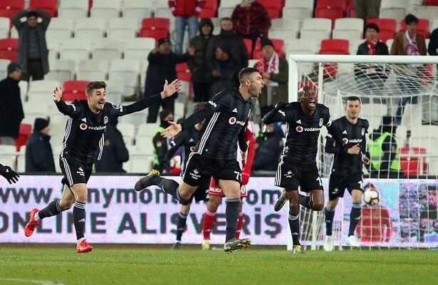 Burak Yilmaz scores stunning free-kick