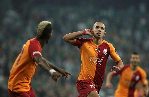 Schalke plan move for Galatasaray's Feghouli