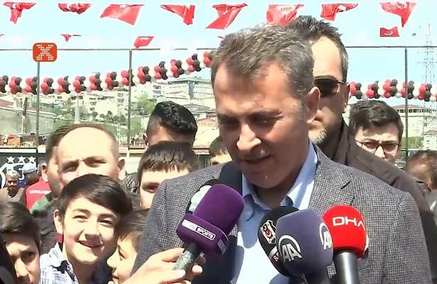 Besiktas chairman: No announcement before May 12