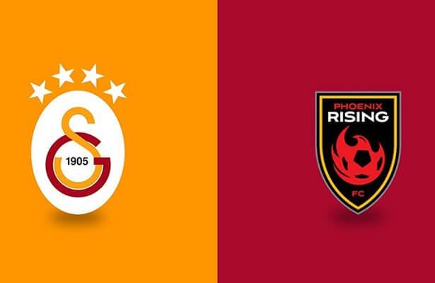 Galatasaray form partnership with US club Phoenix Rising FC