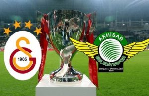 Galatasaray to face Akhisarspor in Cup final