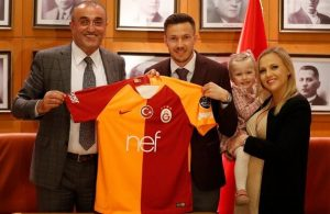Martin Linnes extends contract with Galatasaray