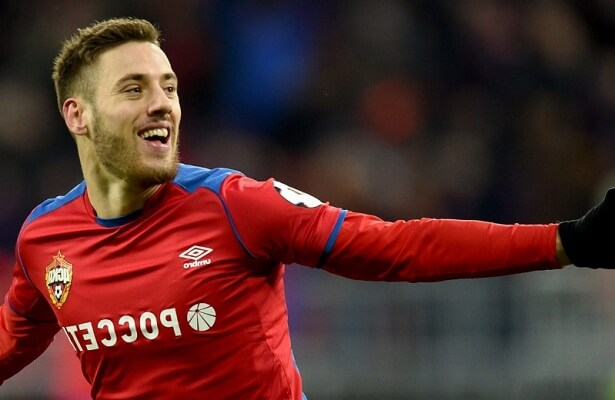 Besiktas tracking Everton midfielder Nikola Vlasic