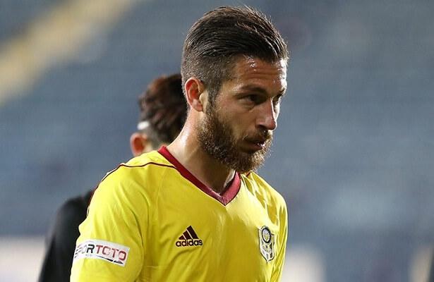 Turkish winger Adem Buyuk released