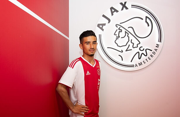 Turkish-Dutch youngster Naci Unuvar inks pro contract with Ajax