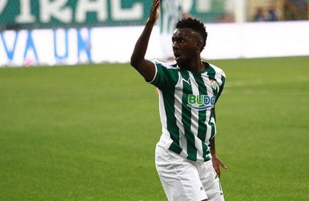 On-loan winger Lima leaves Bursaspor early