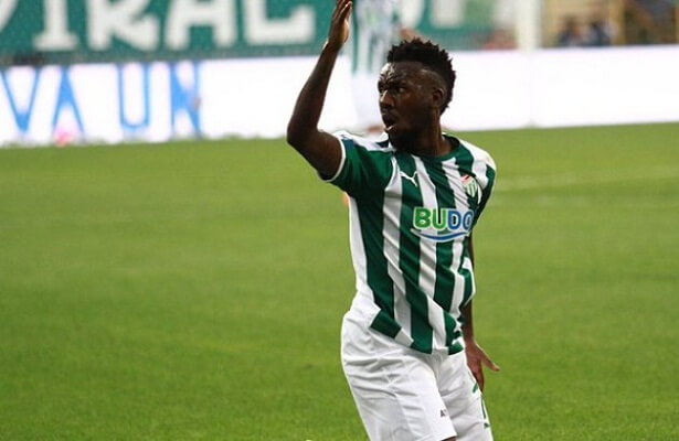 On-loan winger Lima leaves Bursaspor early