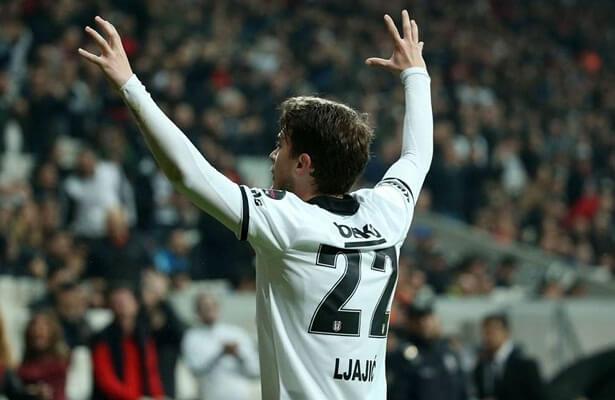Adem Ljajic joins Besiktas on permanent deal