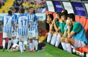 Bursaspor relegated