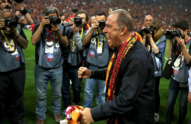 Fatih Terim trolls opponents after winning title