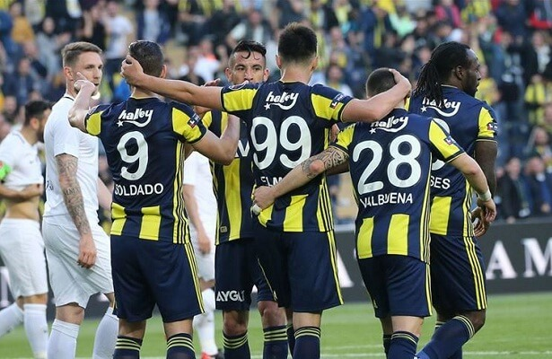 Fenerbahce win, avoid relegation