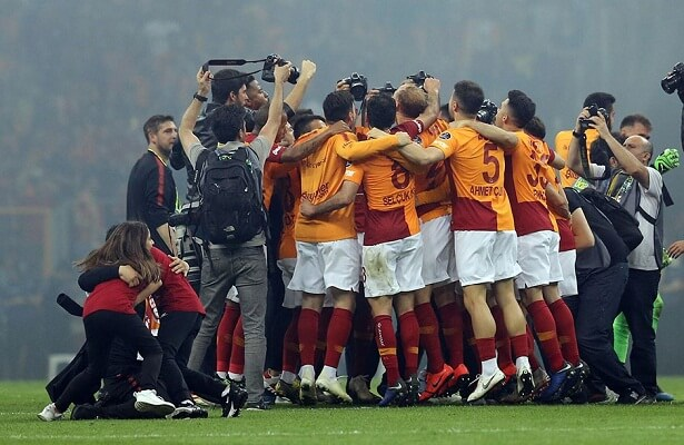 Galatasaray defeat Basaksehir to clinch domestic double