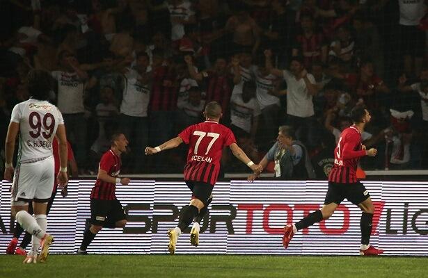 Gazisehir Gaziantep promoted to Super Lig