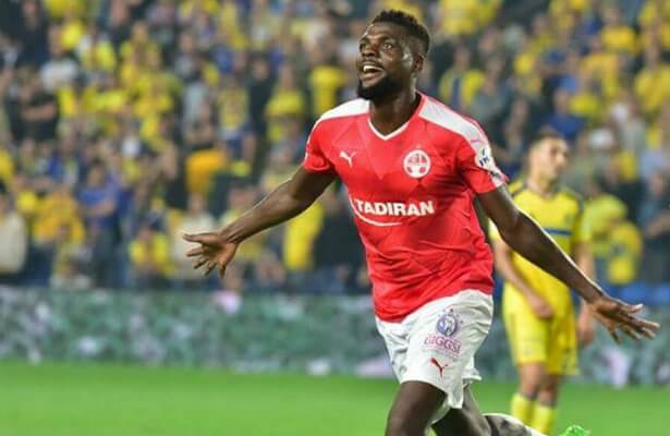 Trabzonspor agree terms with Nigerian midfielder john ugochukwu ogu