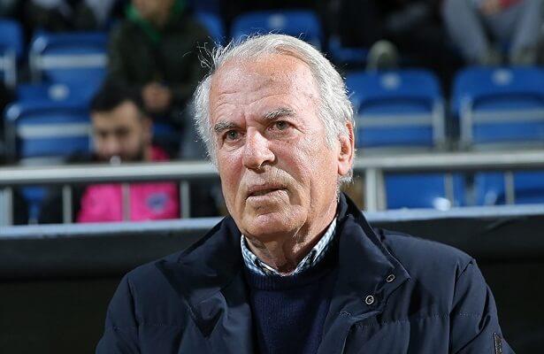 Kasimpasa manager Mustafa Denizli resigns