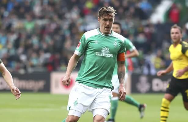 Fenerbahce close in on Werder Bremen striker Max Kruse