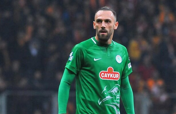 Toulouse make offer for Rizespor striker Muriqi