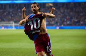 Olcay Sahan leaves Trabzonspor on a free transfer