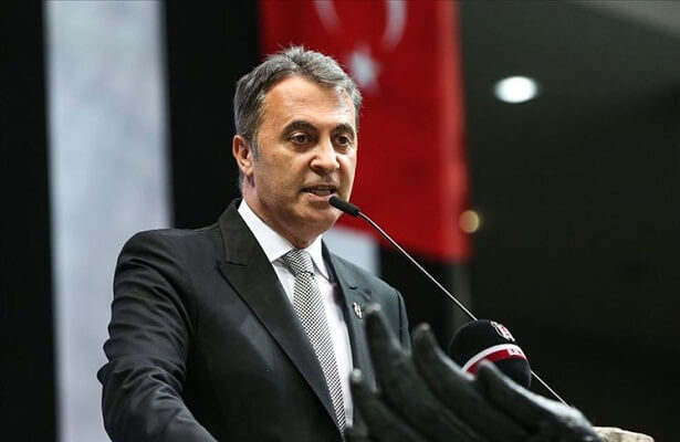 Fikret Orman re-elected as Besiktas president