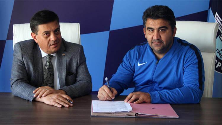 Adana Demirspor extend technical director Umit Ozat's contract