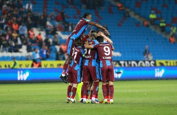 Trabzonspor return to Europe