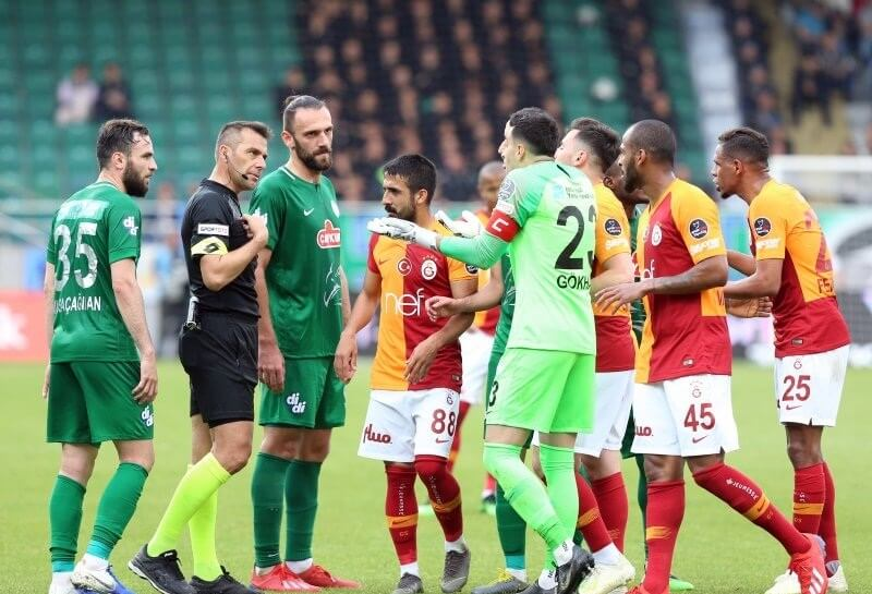 Corruption in Turkish football remains a problem