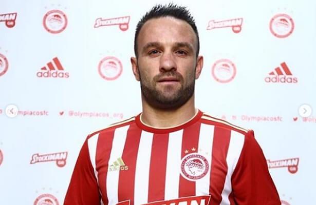 Mathieu Valbuena joins Olympiakos