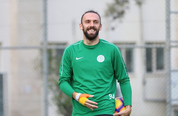 Fenerbahce in talks with Rizespor over striker Vedat Muriqi