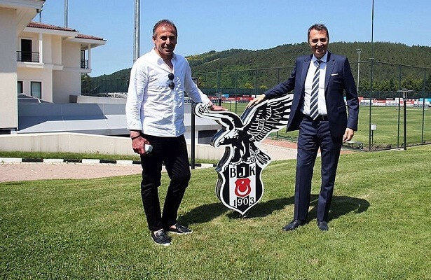 Besiktas announce Abdullah Avci as new manager