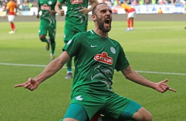Galatasaray join race to sign Rizespor striker Vedat Muriqi