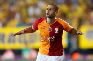 Goztepe in talks with Swiss striker Derdiyok