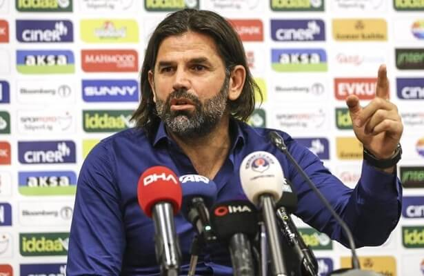 Kasimpasa sack manager four hours after appointment