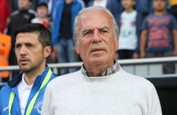 Turkish coach Mustafa Denizli joins Iranian club Tractor Sazi