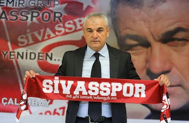 Sivasspor appoint Riza Calimbay as manager