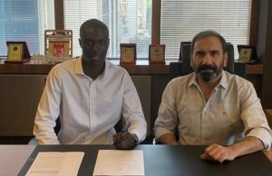Sivasspor sign Mamadou Samassa from Ligue 2 club Troyes