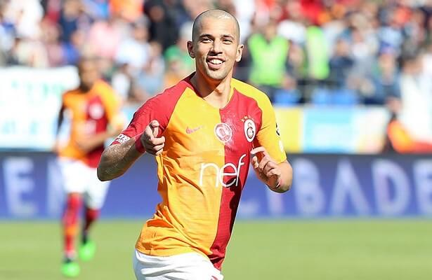 Sofiane Feghouli responds to transfer speculation