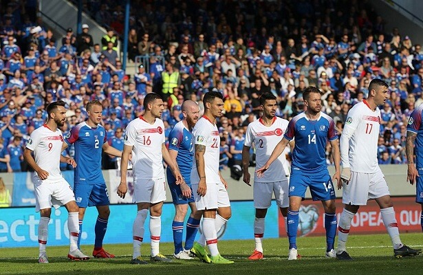 Turkey outdone by Iceland in 2-1 loss