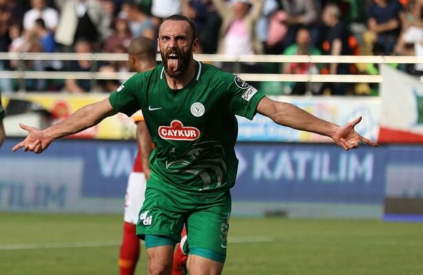 Image result for Vedat Muriqi