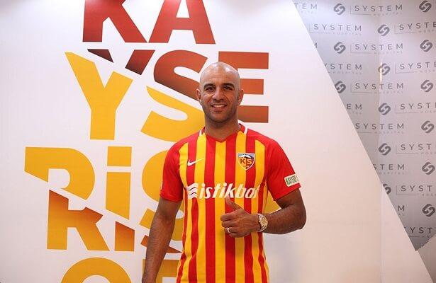 Kayserispor sign Tunisia defender Abdennour