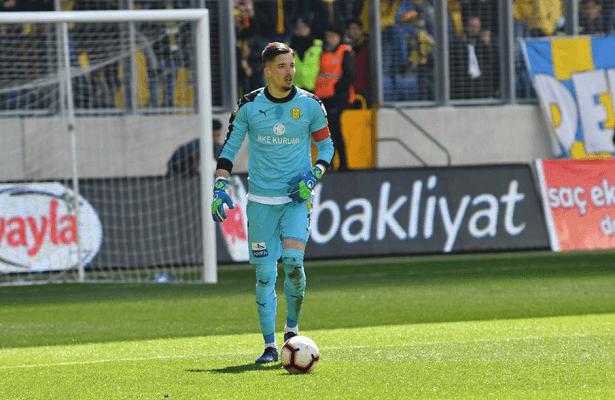 Ankaragucu to sell goalkeeper Altay Bayindir to Fenerbahce
