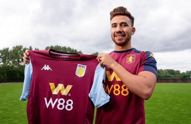 Aston Villa sign Kasimpasa winger Trezeguet
