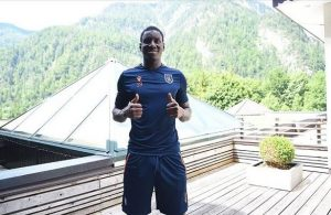 "Demba Ba says he is ""free"" in Turkey"