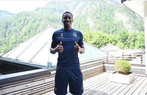 "Demba Ba says he is ""free"" in Turkey"