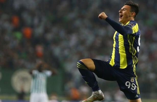 Napoli president confirms Eljif Elmas transfer