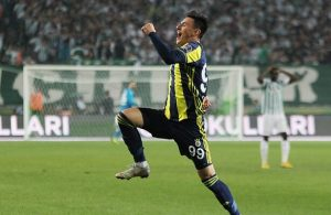 Fener prodigy Elmas set for €18m Napoli move