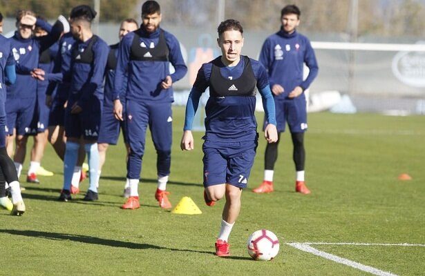 Emre Mor left out of pre-season squad
