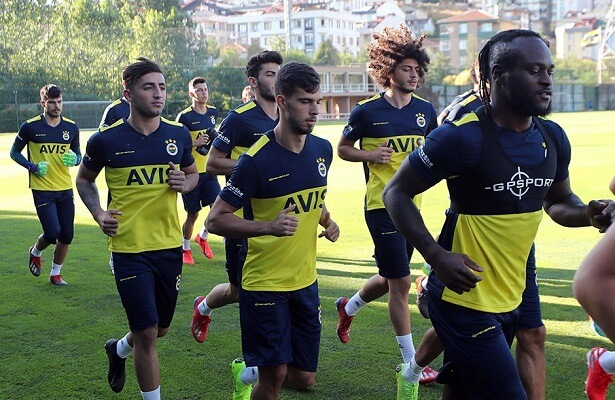 Fenerbahce begin pre-season training